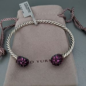 David Yurman Cable Berries Bracelet